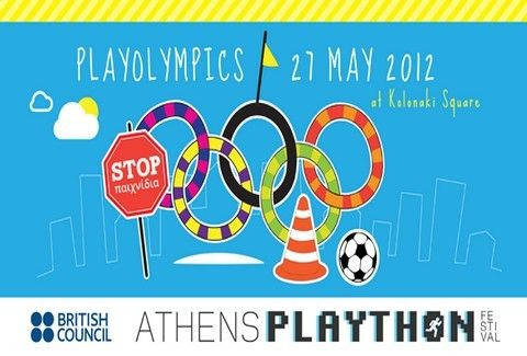 Playolympics Workshops | 2012
